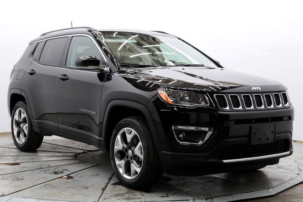 eBay 2018 Jeep Compass Limited 4WD Limited 4X4 Nav R