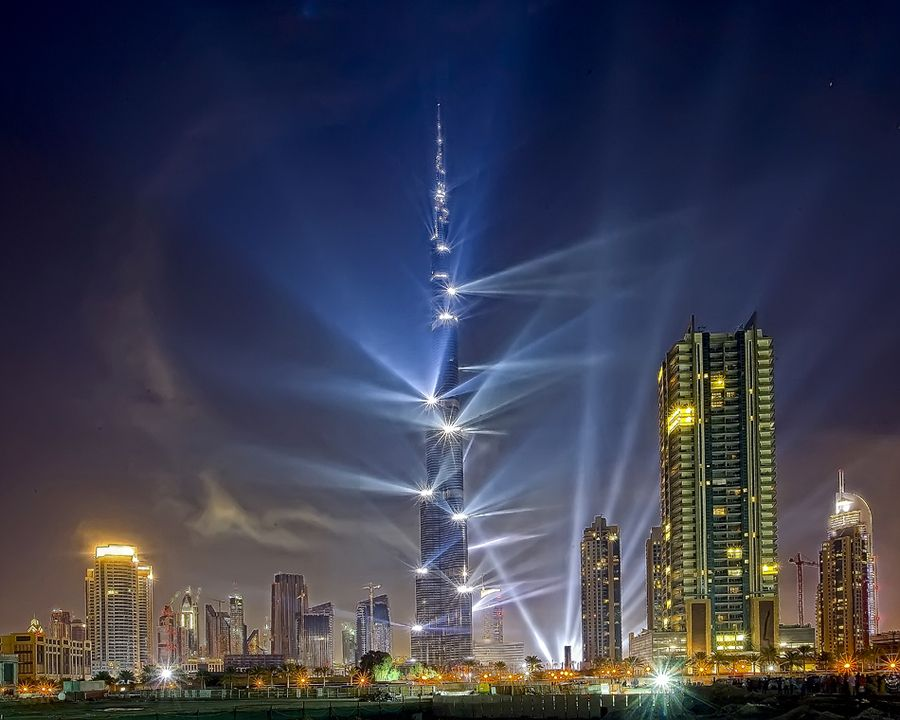 3 burj khalifa dubai top 10 best tourist places in for Top 10 hotels in dubai
