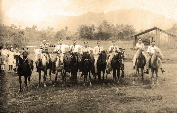 Paraná - Conheça seu Estado (História e Geografia): 34 - Os imigrantes no século XIX e XX no estado do...
