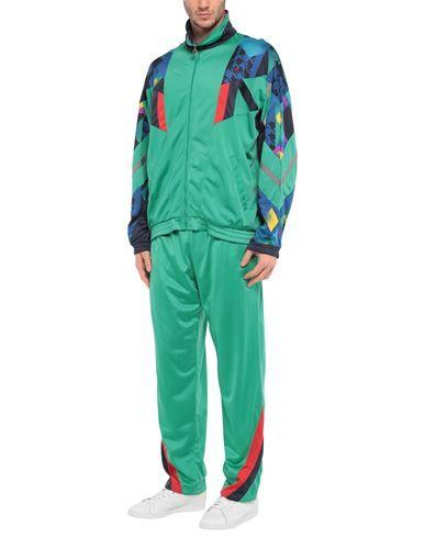 FILA Men's Sweatsuit Green XXL INT