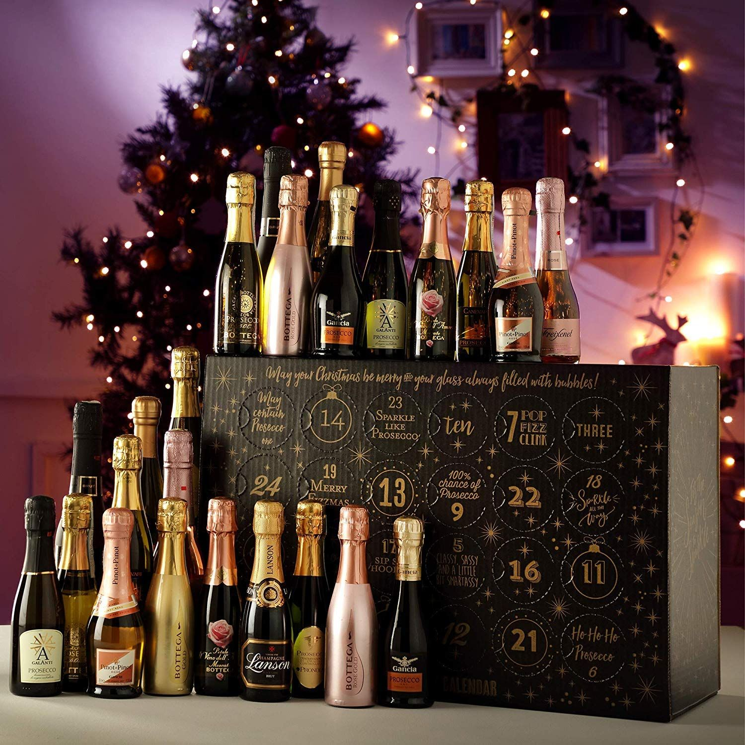 The Sparkling Fizz Advent Calendar This Really Is A Great