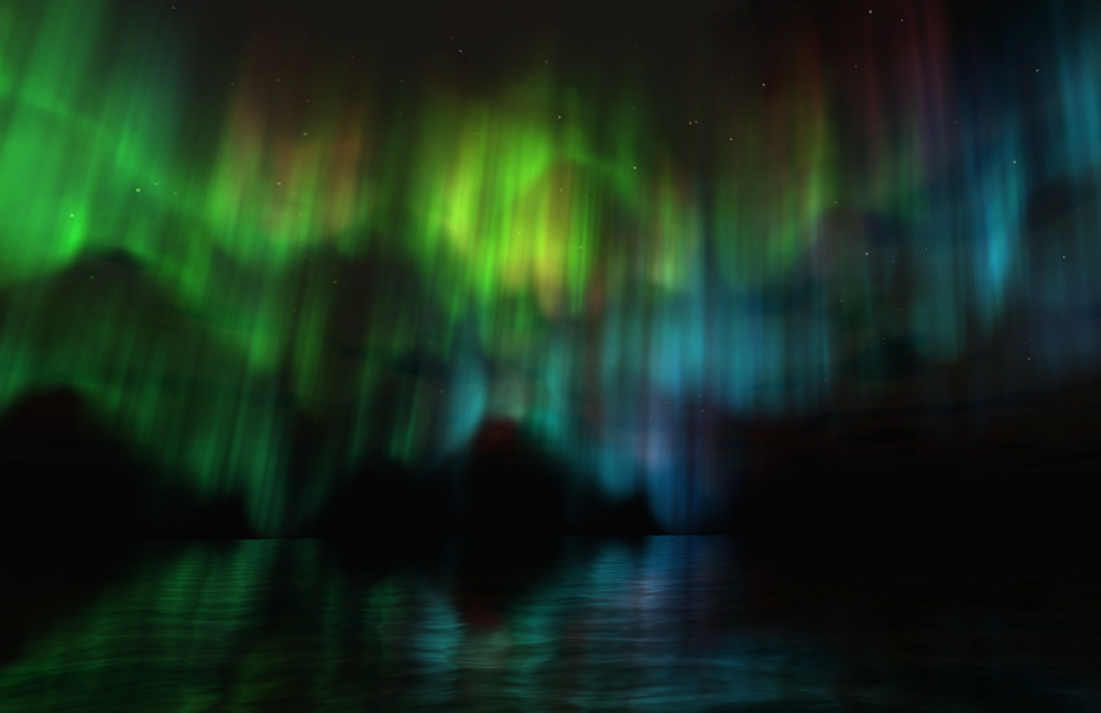 Northern Lights Pack Aurora Borealis Released A Collection Of Effects For Northern Environments Northern Lights Packing Light Aurora Borealis