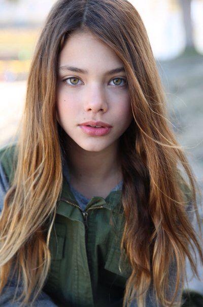 Young Amateur Teen Girl
