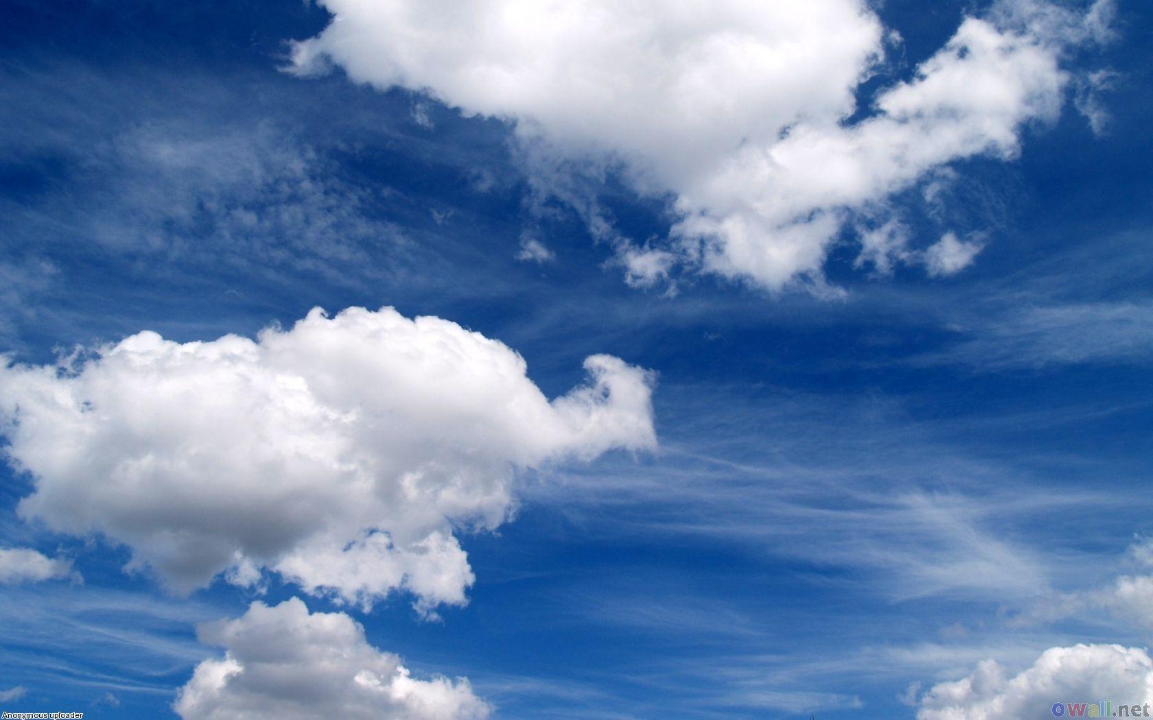 Estrela Rosa Azul 4 With Images Clouds Landscape Wallpaper