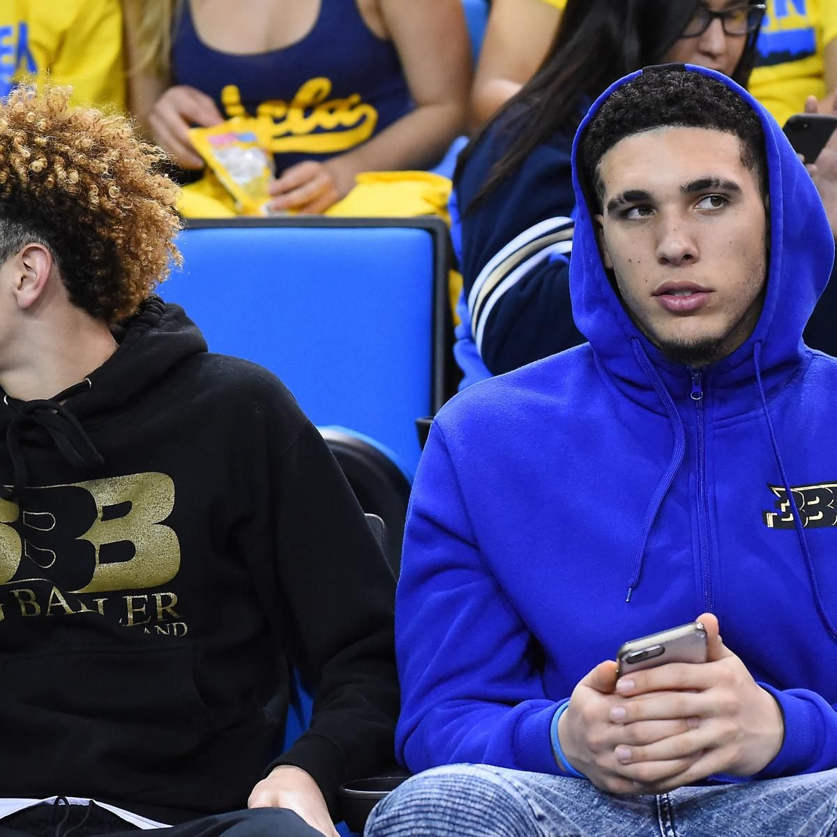 Report LiAngelo, LaMelo Ball Exploring Options to Play