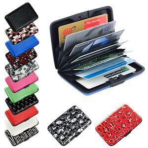 Diskon 60% untuk Pocket Waterproof Business ID Credit Card Wallet Holder Aluminum Metal RFID Case[Black]! Total biaya hanya Rp 303.720,00 (Kurs : Rp 14.000,00). Beli sekarang = https://jasaperantara.com/pembelianbarang/ebay/?number=1&calckodepos=15225&query=331336973361&quantity=1&jenis=bin&btnSubmit=Hitung , eBay = http://cgi.ebay.com/331336973361