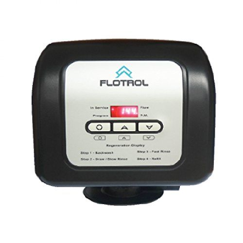 Flotrol N25 Metered On Demand Water Softener Control Valve Water