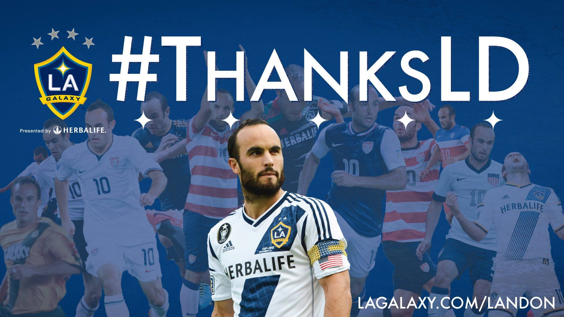 Thanksld Lagalaxy 9ine Followliveshare Landon Donovan Donovan La Galaxy