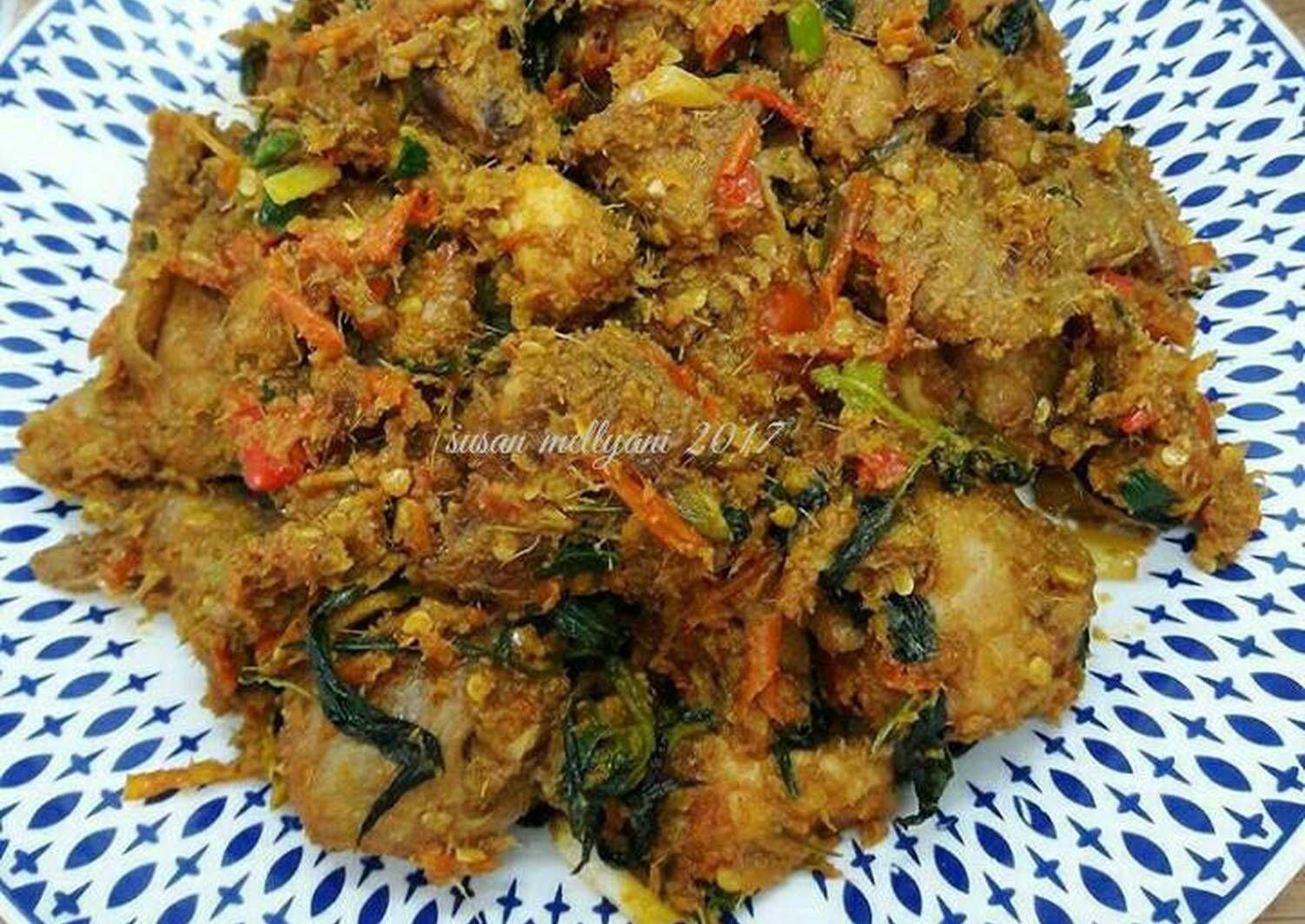 Resep Ayam Rw Khas Manado Oleh Susan Mellyani Resep Resep Ayam Makanan Dan Minuman Masakan Indonesia
