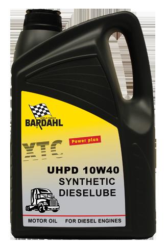 Bardahl Synthetic Dieselube is een moderne synthetisch motorolie voor dieselmotoren waaraan hoge eisen gesteld kunnen worden. Deze hoogwaardige motorolie is geschikt voor lange verversingstermijnen. Deze olie heeft een aantal zeer kenmerkende eigenschappen