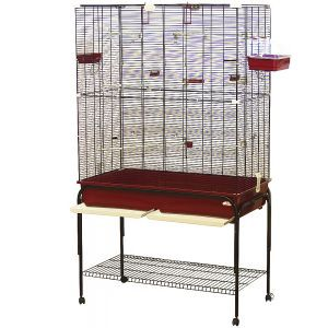 Large Marchioro Bird Cage Ideal for Parrot, Parakeet, Cockatiel, & Budgies !! at Pets Classifieds