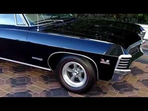 Pin Em Chevy Impala 67