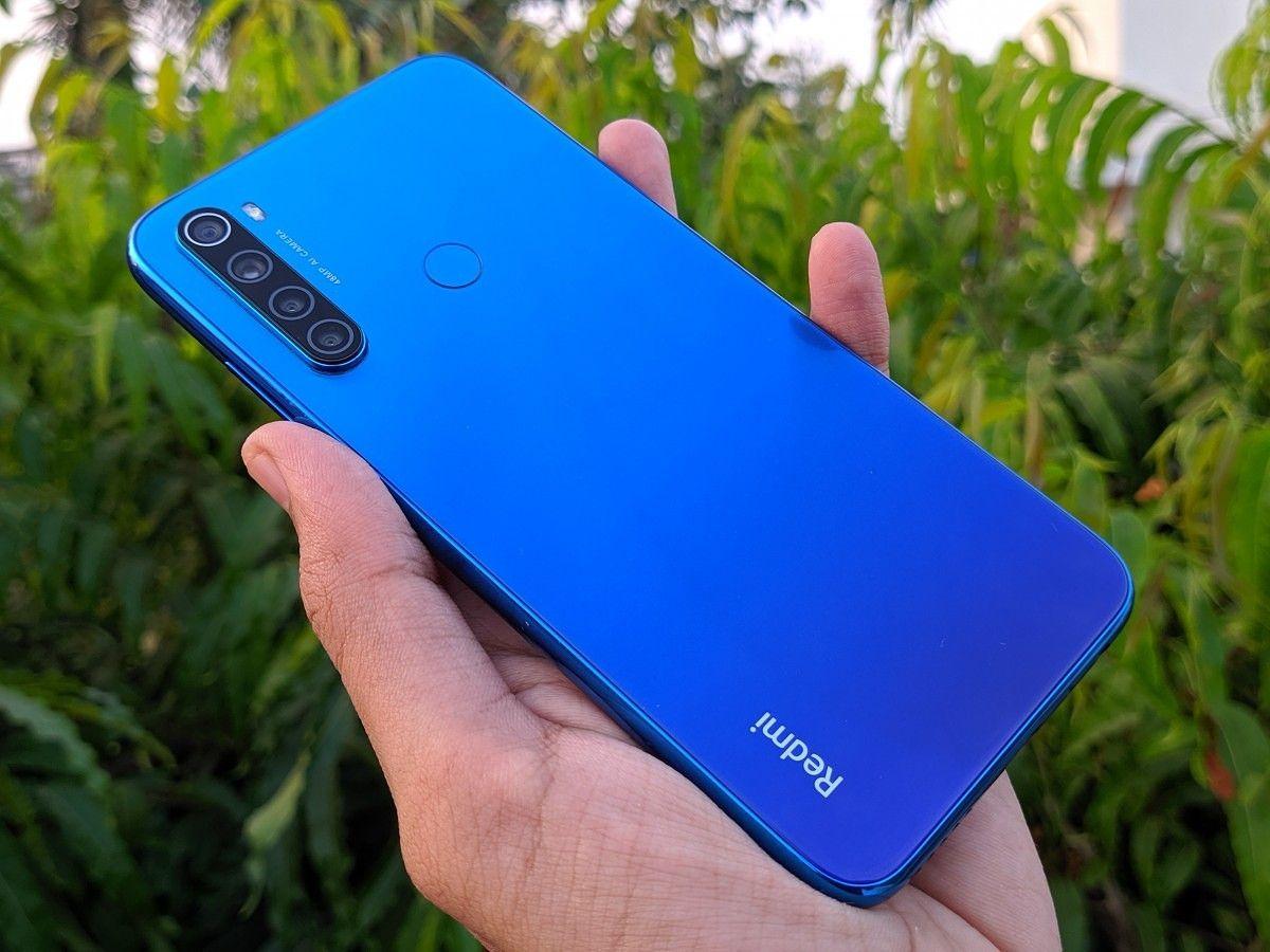 Kontakt Home Xiaomi Redmi Note 8