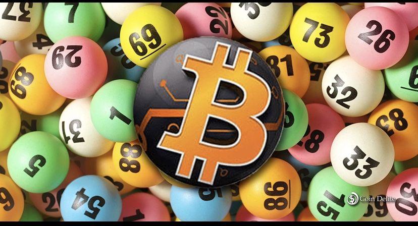 bitcoin lottery)