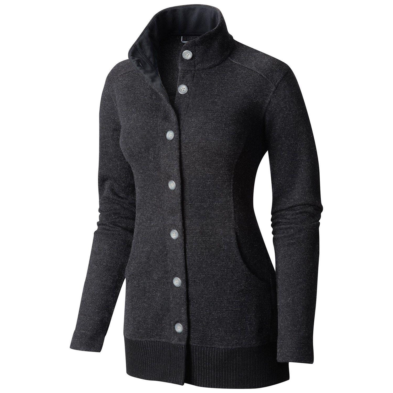 Mountain Hardwear Sarafin Cardigan Sweater - Recycled Wool Blend ...