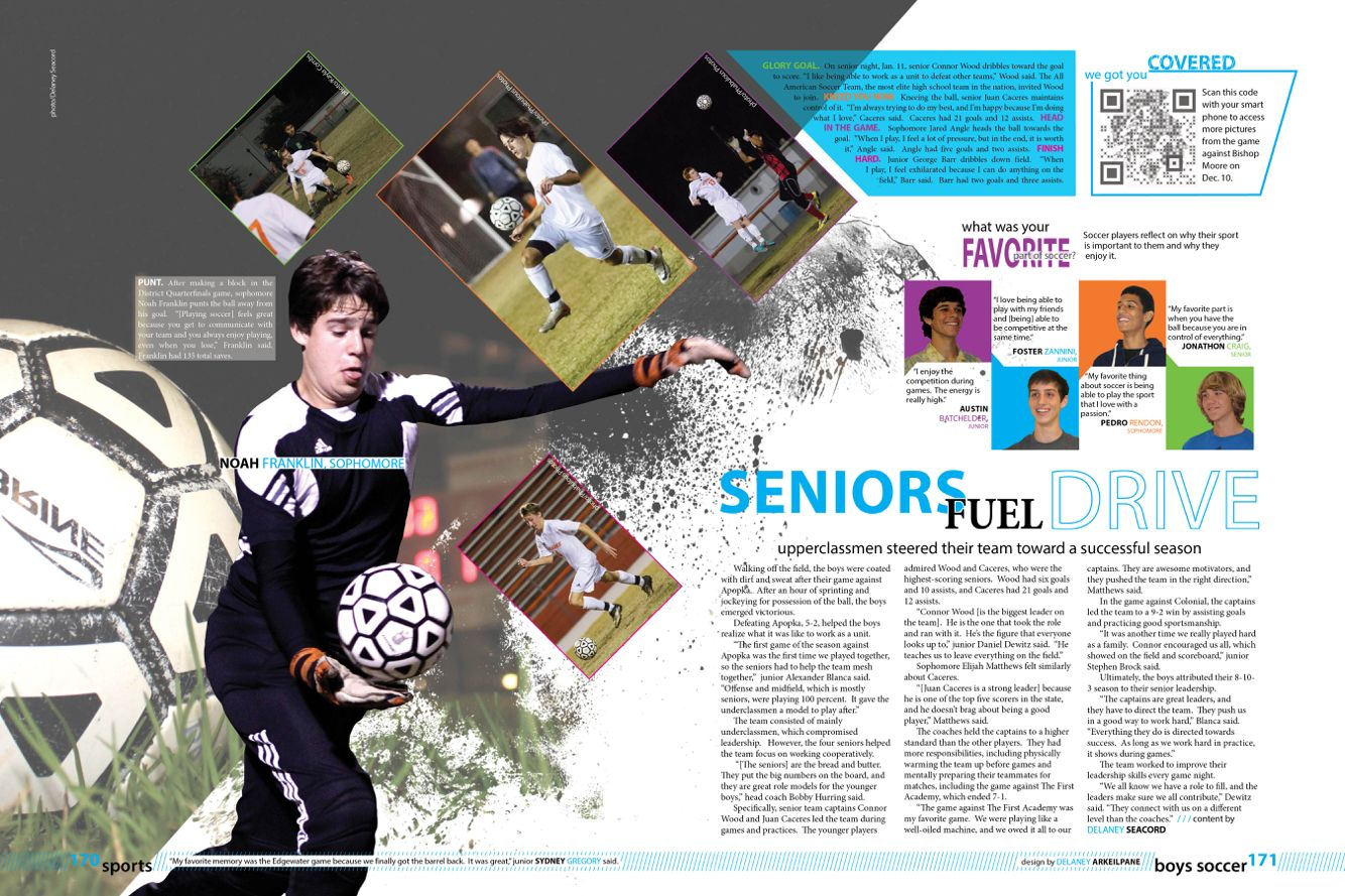 Pin On Yearbook Spread Ideas