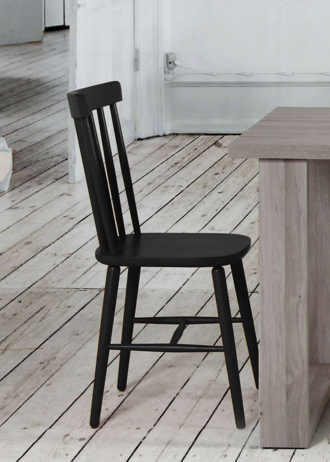 Chaise à Barreaux Scandinave En 2019
