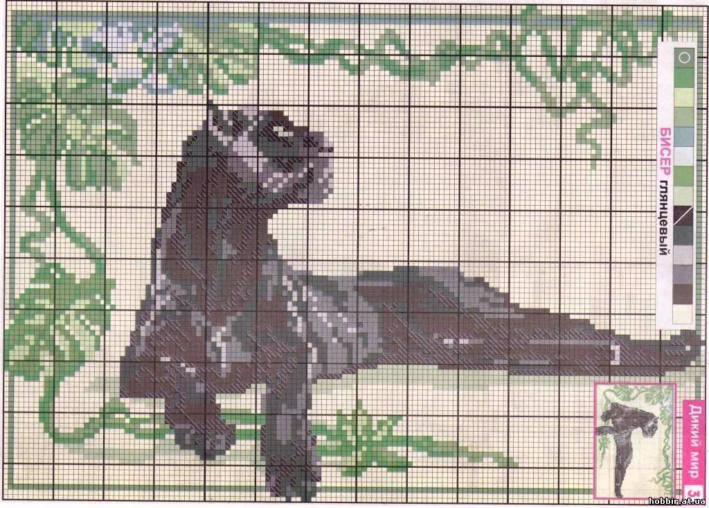 устройство картинки для вышивания крестиком животные мун рассказала буднях