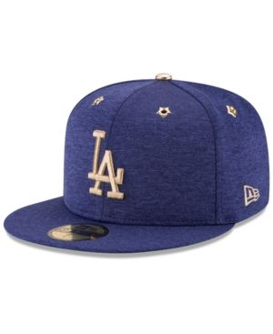 NEW ERA LOS ANGELES DODGERS 2017 ALL STAR GAME PATCH 59FIFTY FITTED CAP.   newera   cbfc599460b