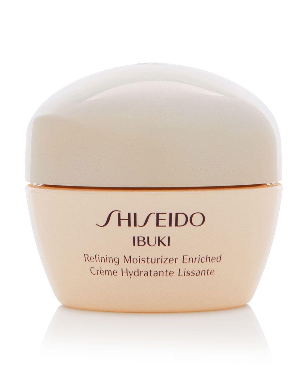 Shiseido Ibuki Refining Moisturizer Enriched 50ml Moisturizer Shiseido Creme