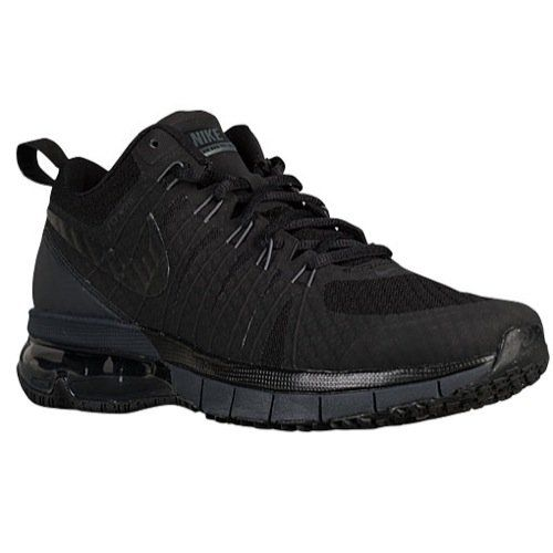 Nike Mens Air Max TR180 Training Shoes Black Sz 11 *** For more information