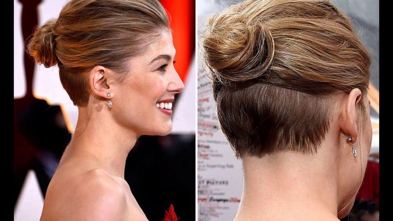 Pin On Undercut Hair Styles