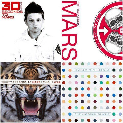 Pin By Darla Miele On 30stm Album Songs Band Photos Mars