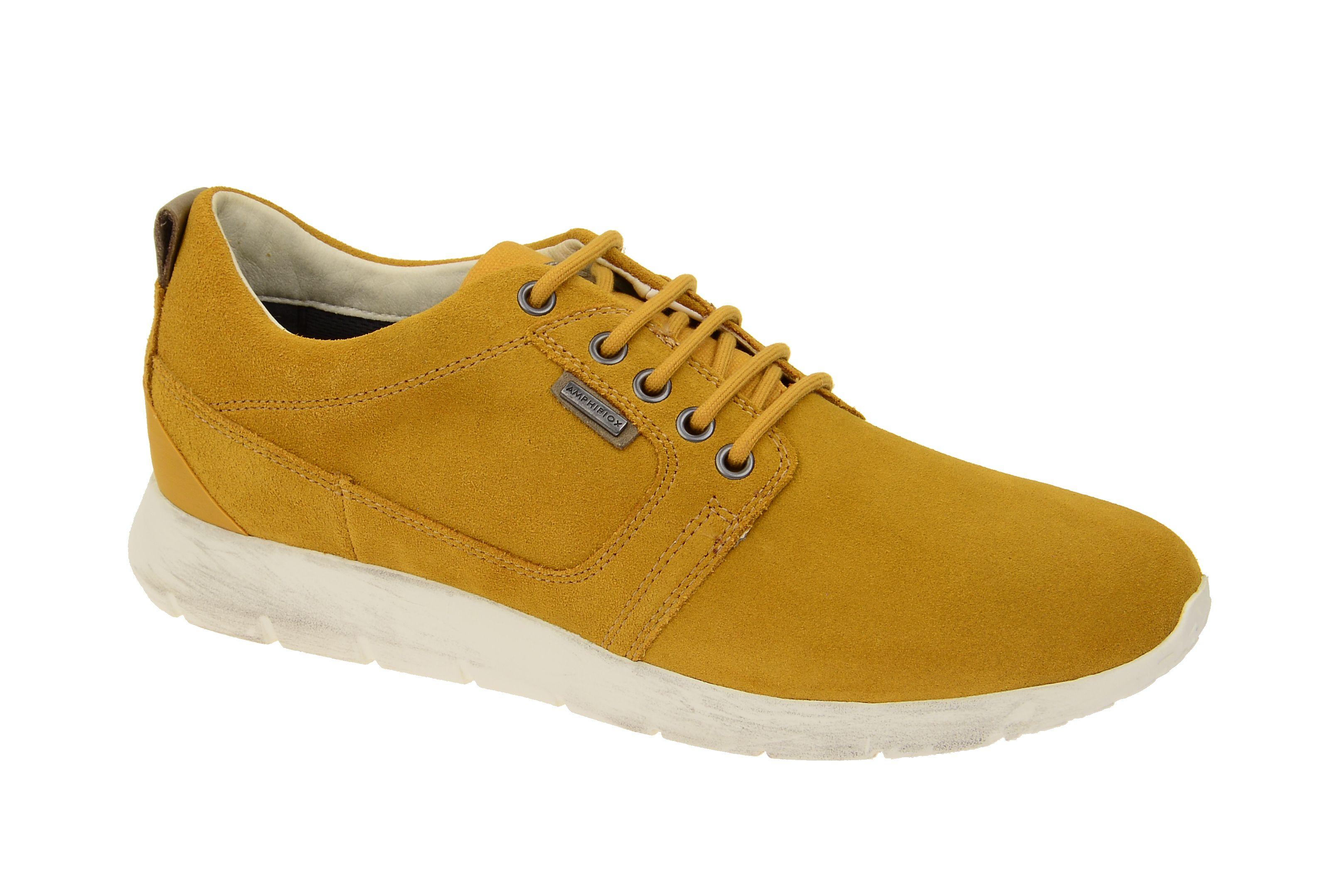 Geox Gektor ABX Schuhe gelb (U62Q7B 00022 C2021) Durch