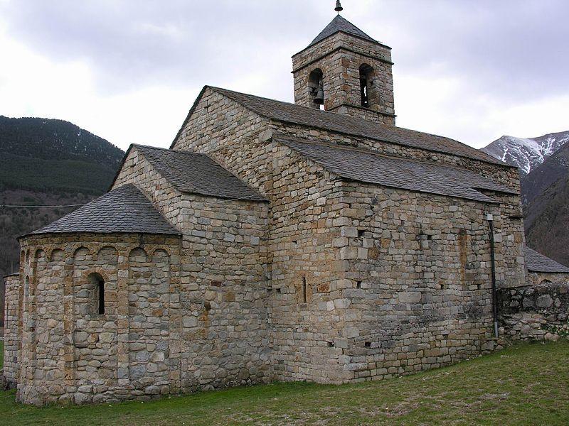 Cabecera de San Félix de Barruera. Siglo XIII, Barruera.