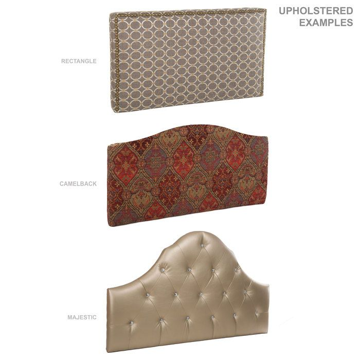 Get Twin Rectangle Ready To Cover Upholstered Headboard Online Or Find Other Headboards Products From Hobbylobby