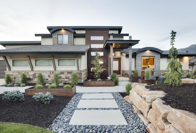 Rustic modern home ezra lee design build 01 1 kindesign