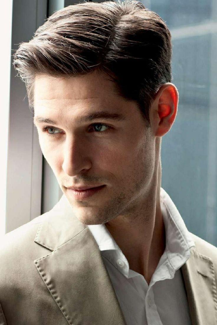 Trendy Male Haircuts Side Part Hairstyles Men 15 Jpg 736