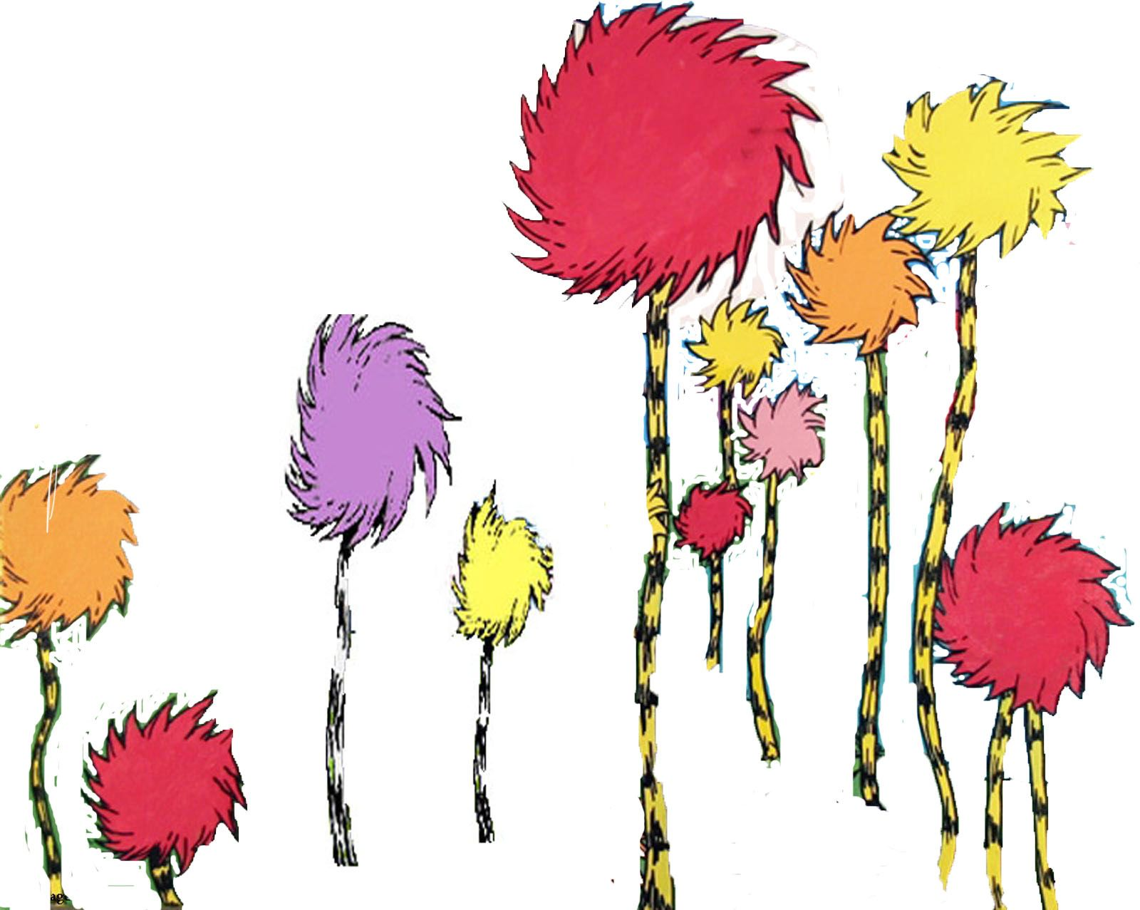lorax trees | My rating for The Lorax is a forest of truffula trees ...