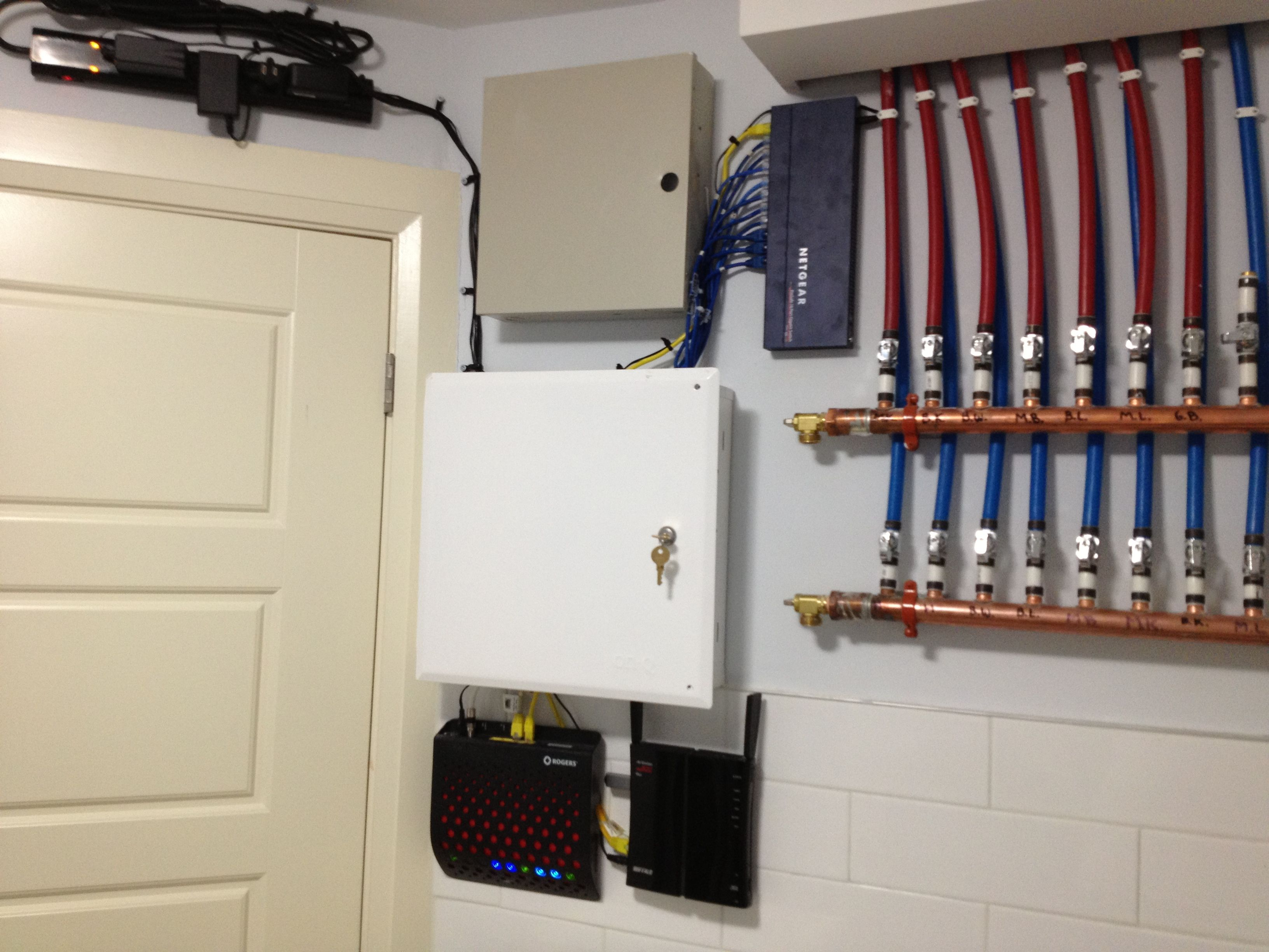 Network Wiring Service Toronto Smart home automation