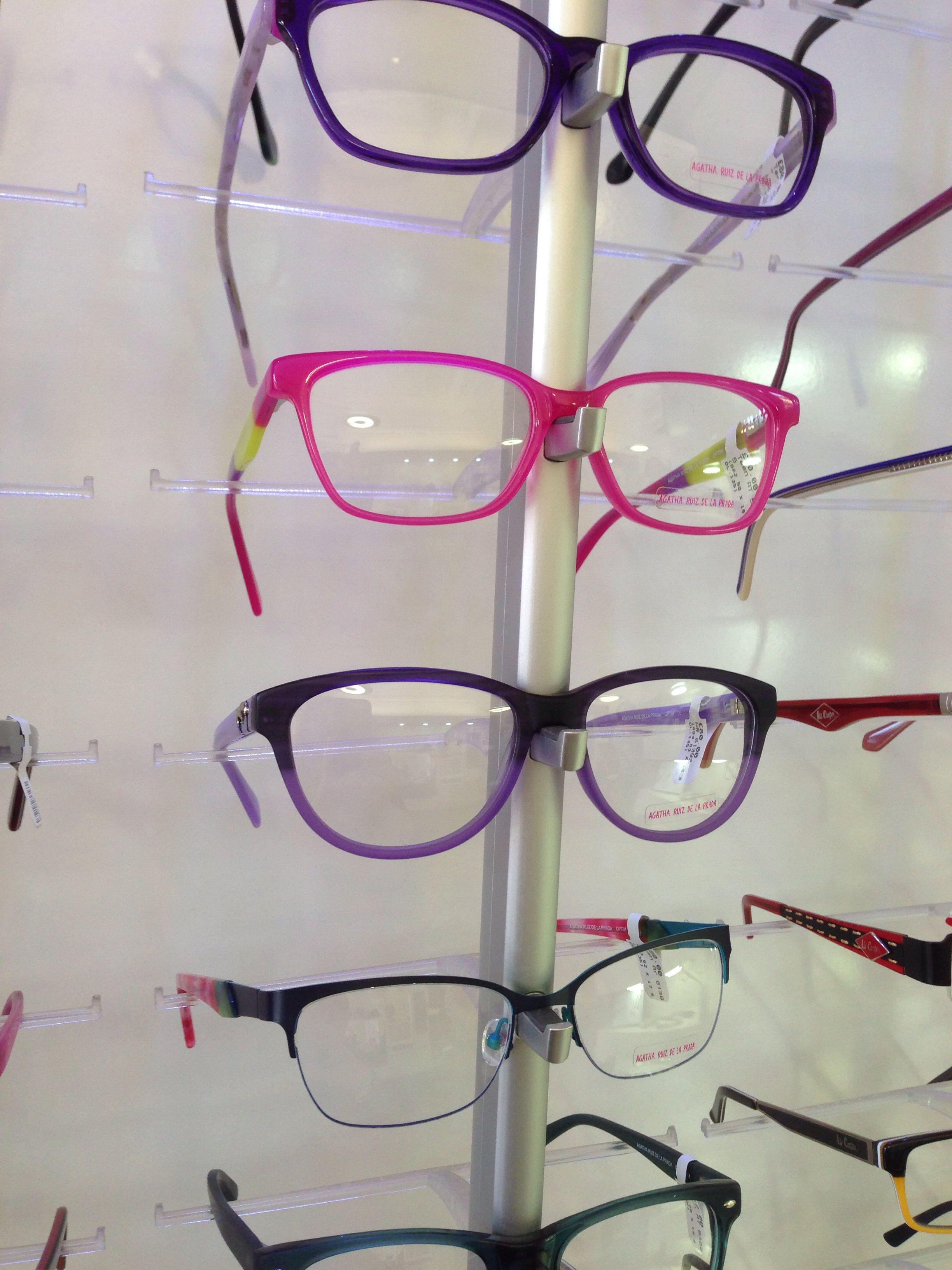 371235095f Gorgeous colours on these Agatha Ruiz de la Prada Teenage frames. Perfectly  on trend