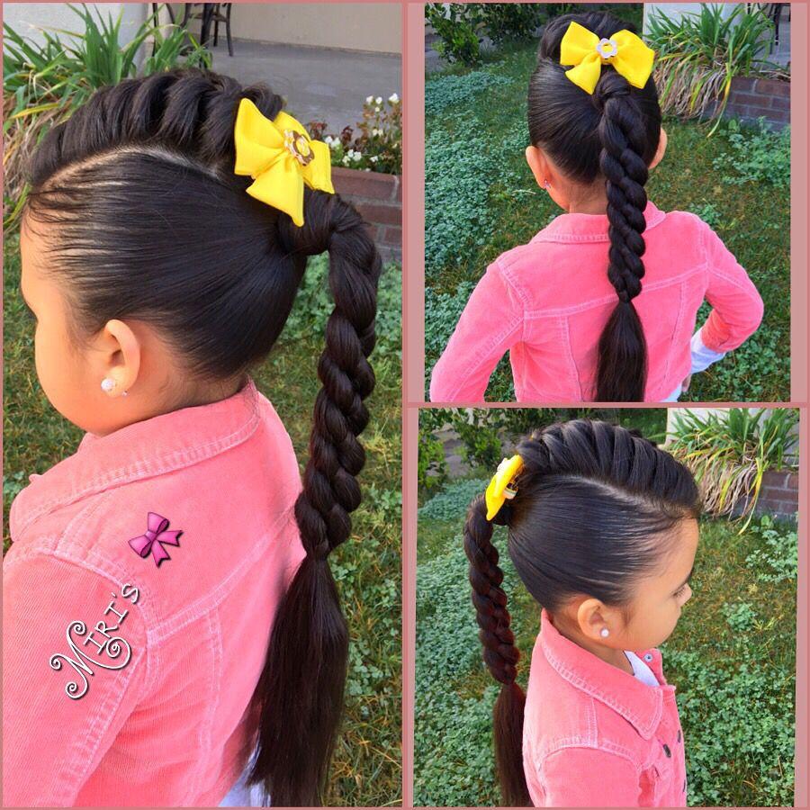 Mohawk for little girls hairstyles for little girls pinterest