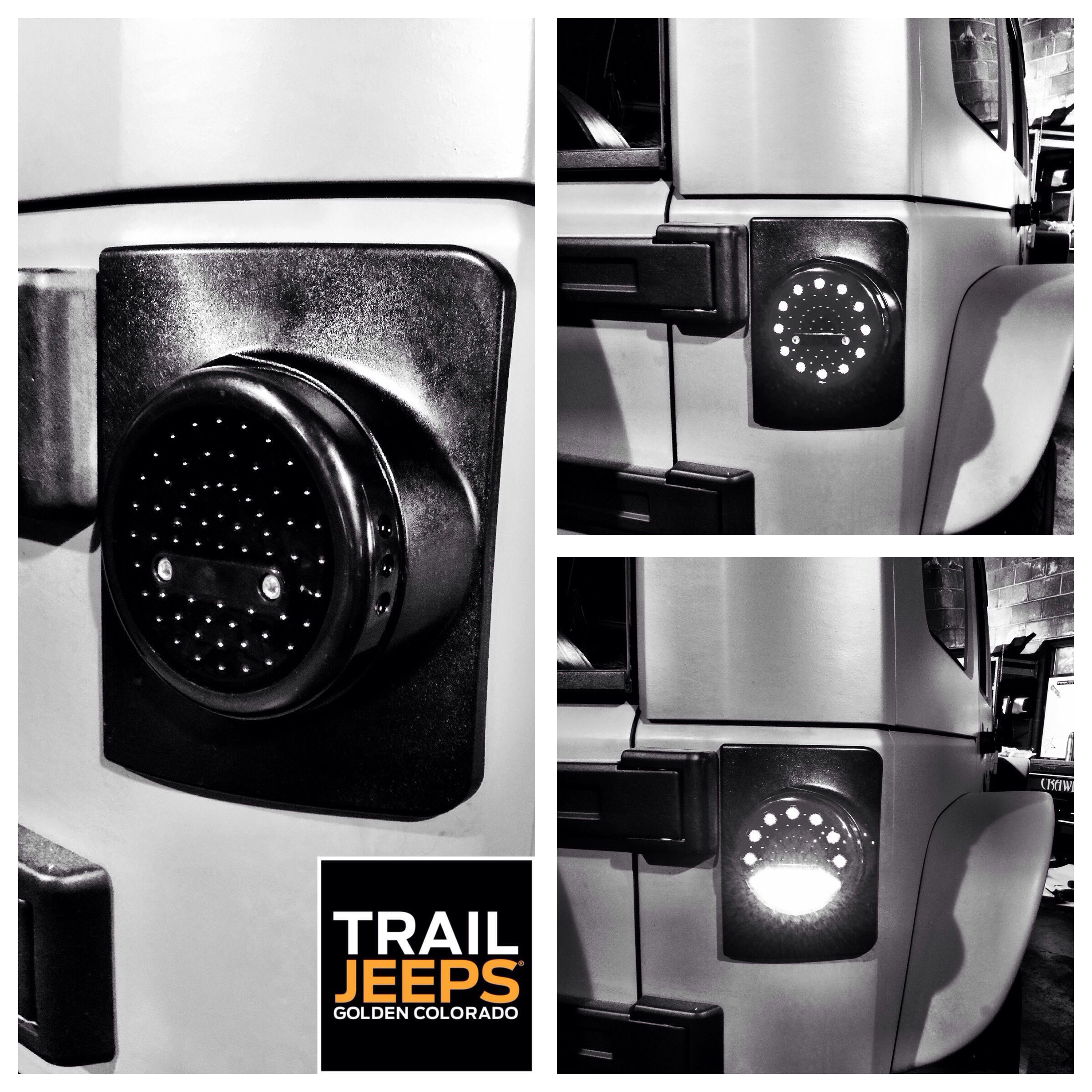 Check Out The Off Road Only Oro Litedots And Litepanels