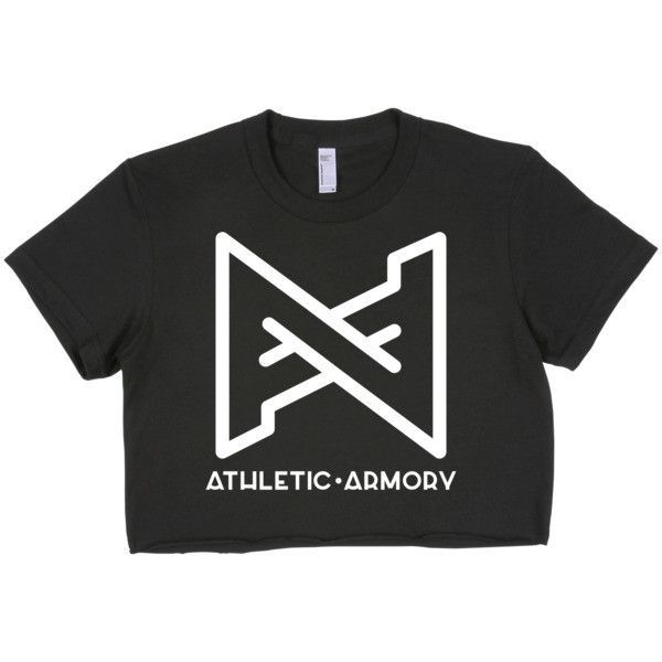 Athletic Armory Razor (Crop Top Tee)