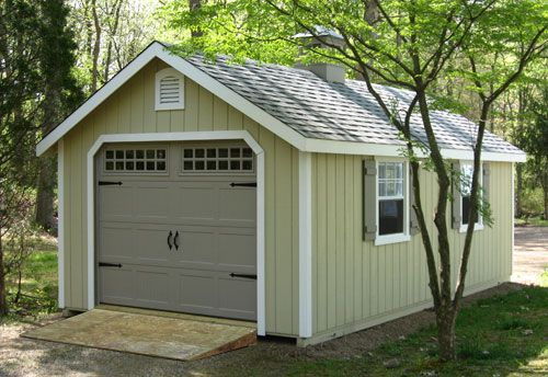 12 X 20 T 1 11 Garden Cape Garage With Images Garage Design Outdoor Structures Shed