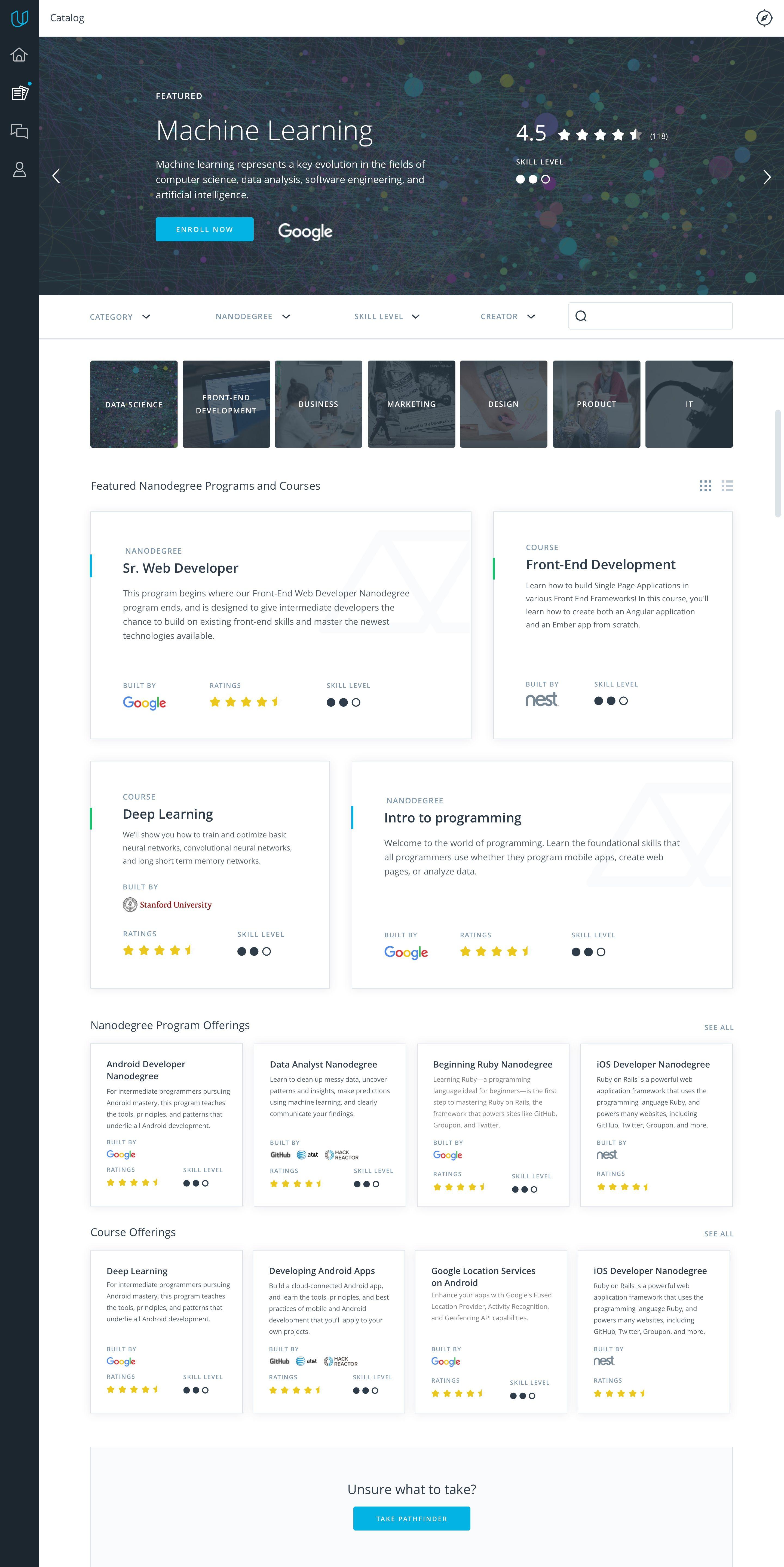 Intermediate Web Design Course