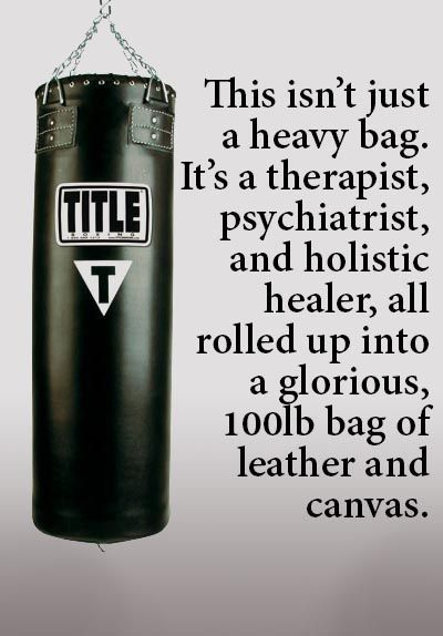 Quotes about Punching bag (52 quotes)