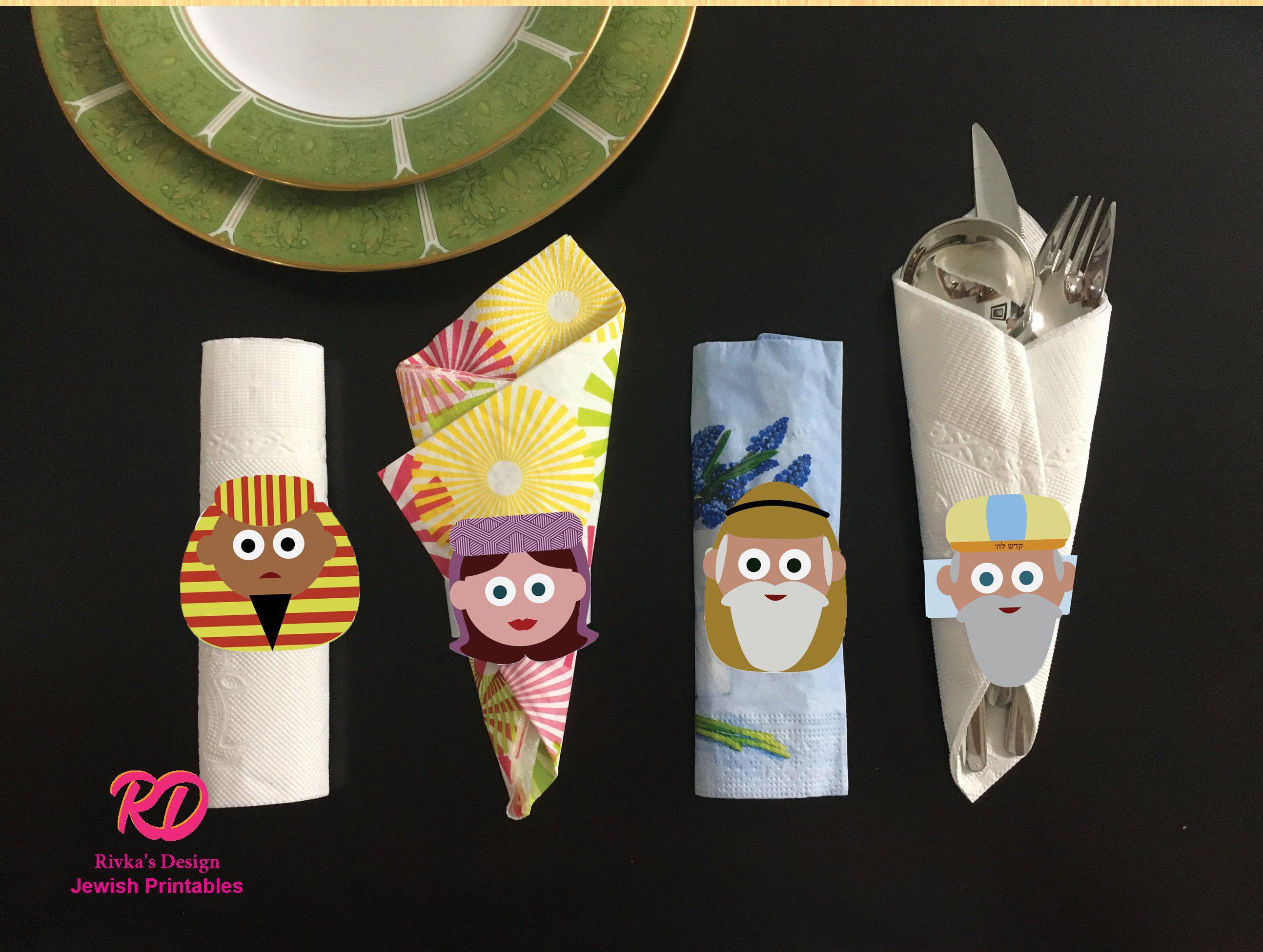 Passover napkins
