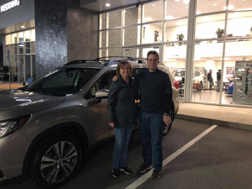 New Subaru Ascent In 2020 Shasta County Subaru Redding California