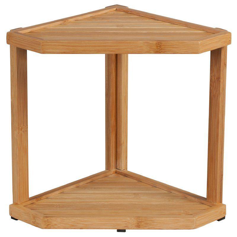 Creative Ware Home Ecostyle Louver Shelf Corner Caddy - 34045 ...