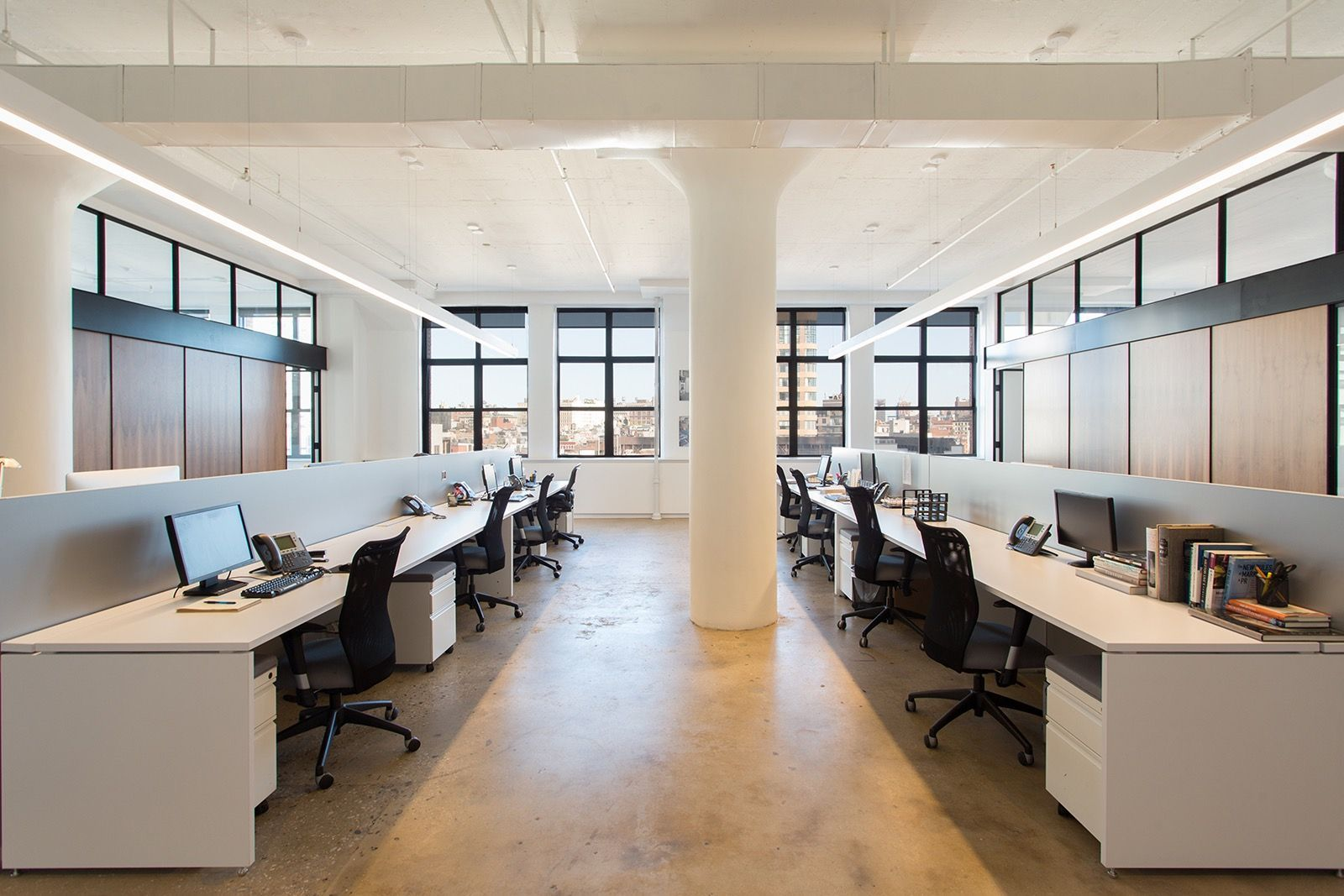 A Look Inside Sinvin S Elegant New Nyc Headquarters Balcony