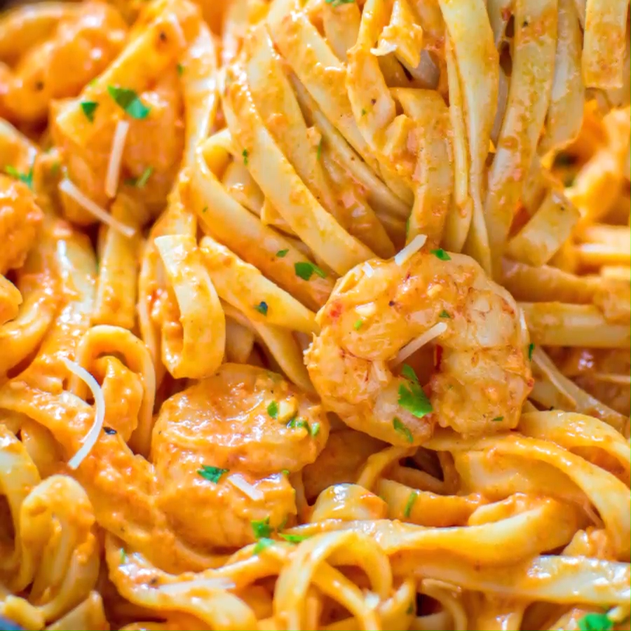 Shrimp Pasta images