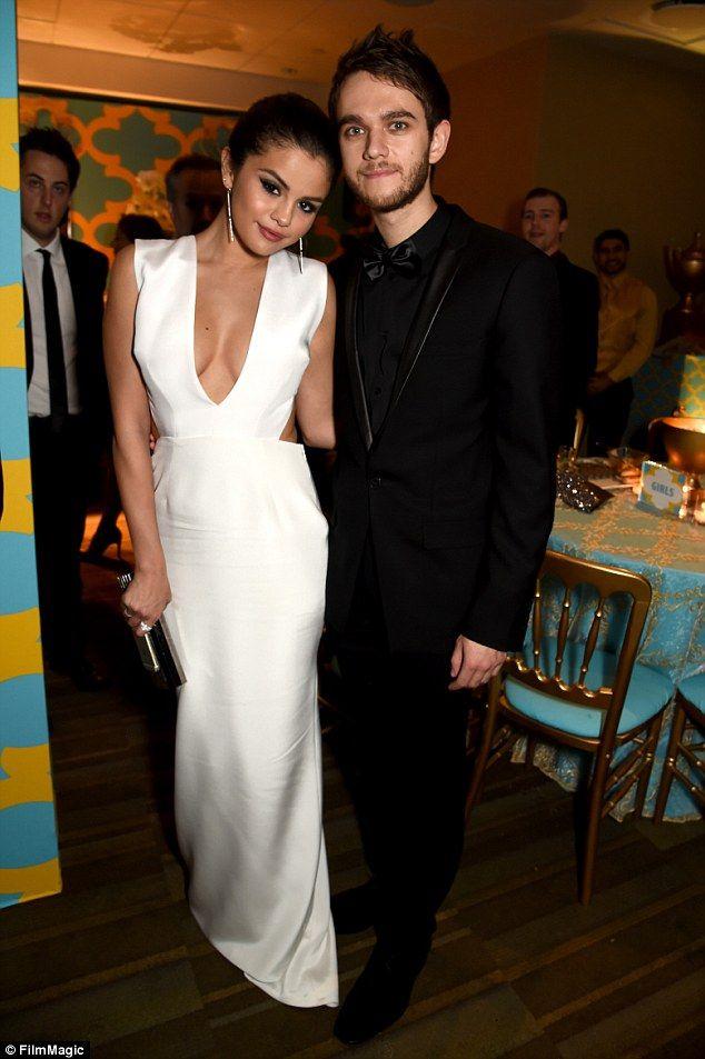 Selena dating calvin Warme Gay-Dating-App