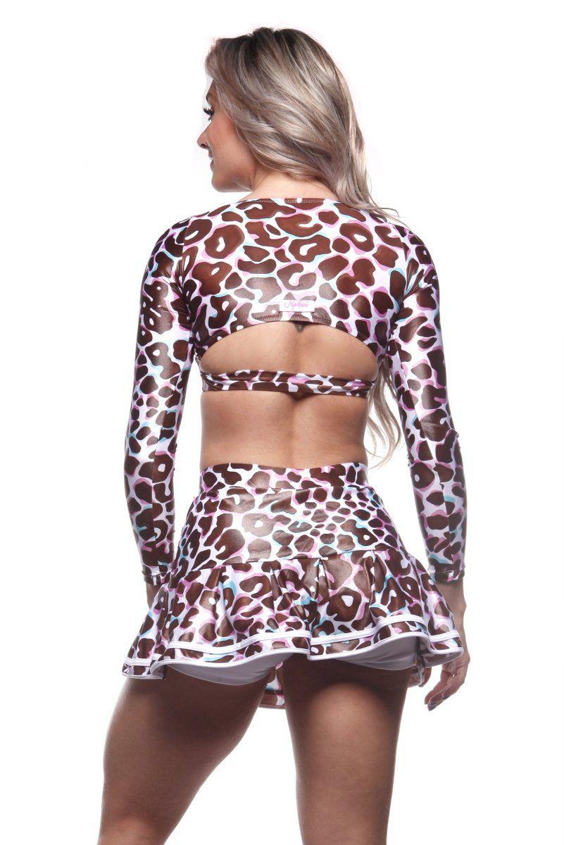 Dani Banani Moda Fitness - shorts-saia-rolle produto 3848