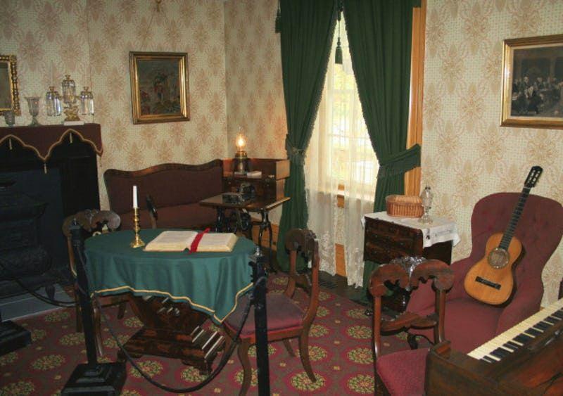 Woodrow Wilson Presidential Library And Museum Staunton Va