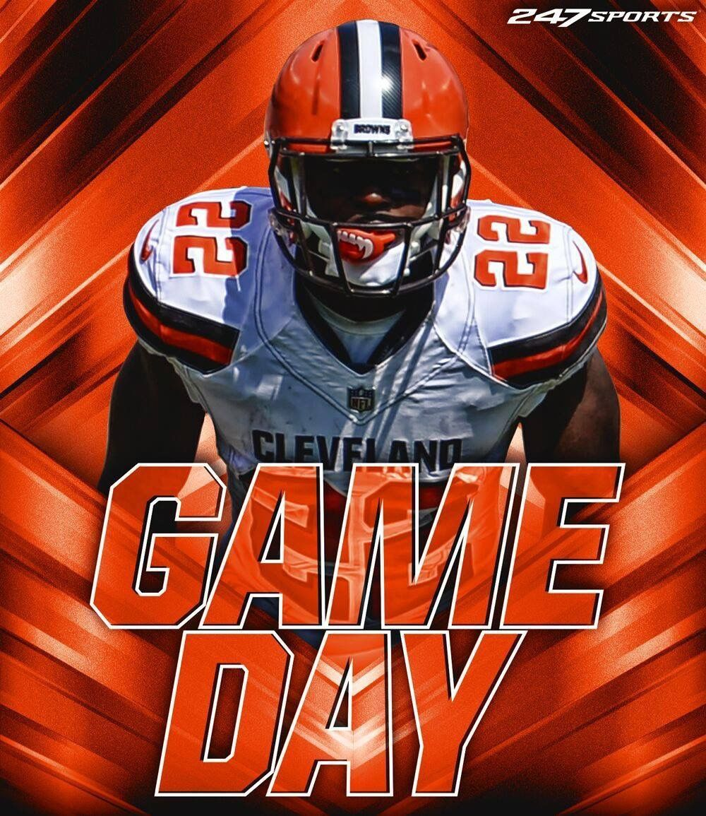 Game Day Cleveland Browns History Cleveland Browns Football Browns Football